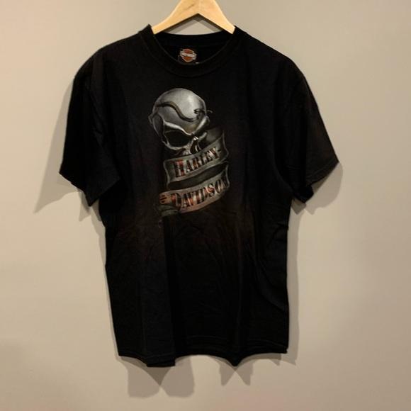 Harley-Davidson Other - FOX Harley Davidson of Owen Sound Canada T-Shirt
